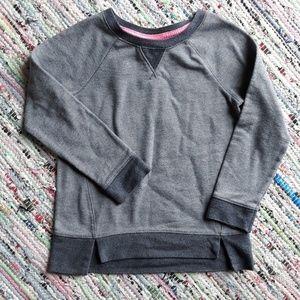 5T Gray light sweatshirt